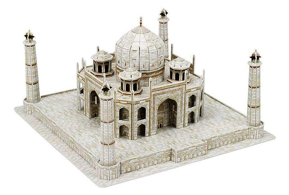 Taj Mahal Cubicfun
