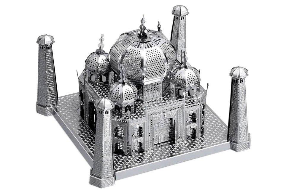 Taj Mahal Metal Earth