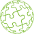 globe logo 2d